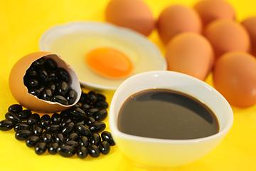 黒にんにく卵黄油